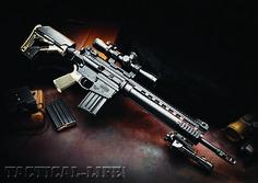 LaRue Tactical - Optimized Battle Rifle 7.62mm