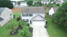 6032 Parkside Circle, Winston Salem Open Concept Home, Winston Salem, Sunroom, Home Goods, Shed, Outdoor Structures, Homes, Windows, Mansions
