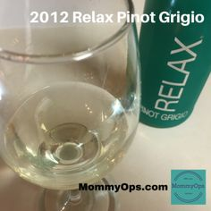 Relax Pinot Grigio - Wine on the Dime