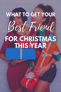 Don t know what to get your best friend for Christmas this year Here s 15 AWESOME gift ideas for best friends to choose from! These are awesome college christmas gifts to consider for the holiday season! College Freshman Tips, Scholarships For College, College Hacks, College Graduation, Thoughtful Christmas Gifts, Christmas Gifts For Friends, College Survival Guide, College Necessities, Stocking Stuffers For Girls