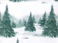 L'hiver dans la forêt Evergeen de Noël papier d'emballage 10 pi x 2 pi / 3,048 m x.60 m. Roll, vert et blanc cadeau paysage enneigé  Pas seulement pour Noël, ce beau papier représente un Harfang beau paysage d'hiver rempli avec des arbres à feuilles persistantes.  Fait pour 90 % de matériaux recyclés et made in USA.  Prêt à expédier un tube dexpédition pour cet article ! Il sera expédié séparément des autres articles dans la plupart des commandes.  Suivez ce lien pour notre sélection de…