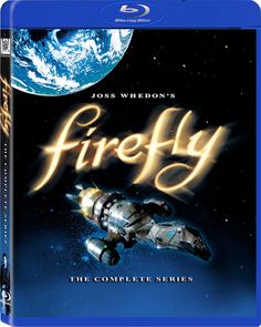 While technically not a movie, this is one of the stars of my Blu-Ray collection. Pulling this TV series off the air will go down as one of Fox's biggest blunders.
