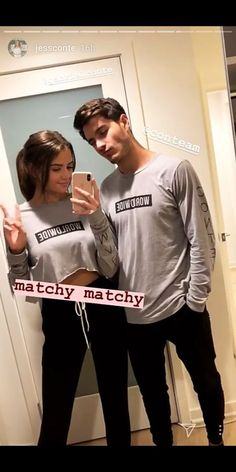 jess and gabe conte Relationship Goals Pictures, Cute Relationships, Cute Couples Goals, Couple Goals, Jess And Gabe, Gabriel Conte, Cute Couple Outfits, Tumblr Couples, Photo Couple