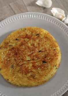 La Crique Ardéchoise c'est tout simplement la galette de pommes de terre typique de l'Ardèche. Un plat que préparait les grands-mères et qui continue de no