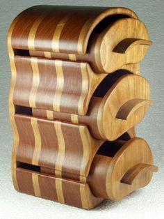 bandsaw box.