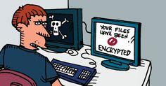 Rensenware: el malware que bloquea tus archivos a cambio de que dómines un juego