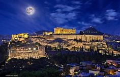 Amazing colorful pictures of Greece (Gallery)