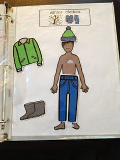 The Autism Tank: Homework Binders