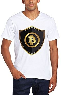 Short-Sleeve T-Shirt Bitcoin Makes Me Happy