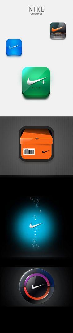Nike App Icons