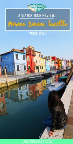 A trip to Venice isn't complete until you visit the islands. Short on time, here's our review of viator tour to Murano, Burano & Torcello via @https://www.pinterest.com/laughtraveleat