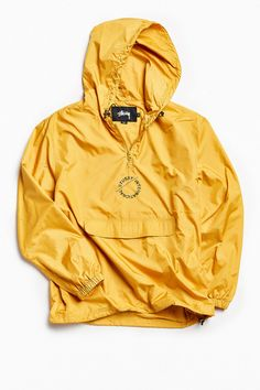 Shop Stussy Nylon Popover Jacket at Urban Outfitters today. We carry all the latest styles, colors and brands for you to choose from right here.