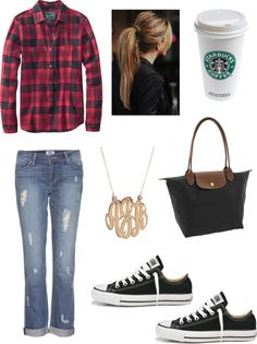 """fall outfit"" by alexxtruelovee on Polyvore"