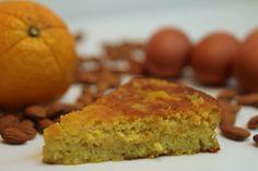 Moist Orange Cake Recipe (Gluten Free) / كعكة البرتقال رطبة