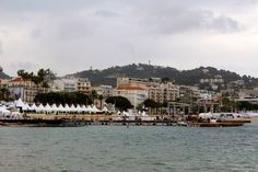 What a view! Cannes 2013 Courtesy of The American Pavilion