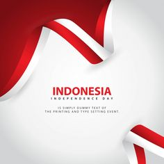 Indonesia independence day vector template design illustration PNG and Vector Independence Day Greeting Cards, Us Independence Day, Independence Day Background, Adobe Illustrator, Holiday Logo, Celebration Background, Flag Vector, Illustration, Creative Icon