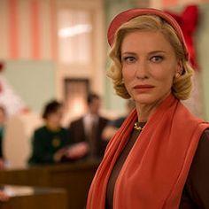 映画『キャロル』主演ケイト・ブランシェットにインタビュー、製作エピソードや衣裳などの写真1