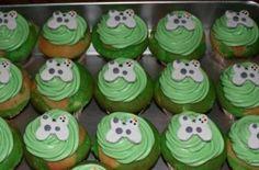 xbox controller cupcakes