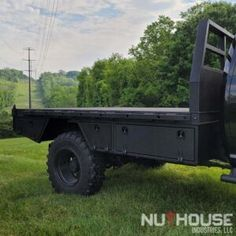 JD FB 3 Custom Truck Beds, Custom Trucks, Truck Mods, Truck Camper, Flatbed Truck Beds, Welding Beds, Body Box, I Beam, Perfect Foundation