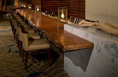 YewRestaurant_02 - Love this table!