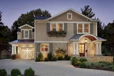 Clopay Coachman Collection - Carriage Style - www.clopay.com - Available at IDS Specialty Building Products - Savannah, GA