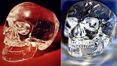 Хрустальный череп.Майя