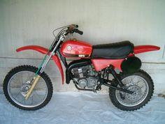 1984 CZ 250      Type 516