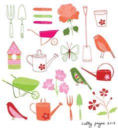 gardendrawings-sallypayne