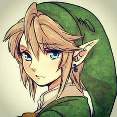 Link is so cuteee