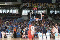 Asefa Estudiantes - Bilbao basket 17 Marzo 2012
