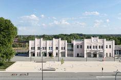 Bahnhofsumfeldgestaltung Brandenburg a.d. Havel / HAHN HERTLING VON HANTELMANN
