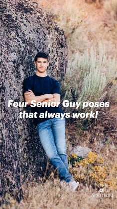 Guy Senior Poses, Boy Senior Portraits, Guy Poses, Photography Senior Pictures, Senior Guys, Senior Year, Farm Senior Pictures, Unique Senior Pictures, How To Pose For Pictures