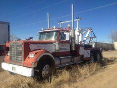 Vehicle Signage, Logging Equipment, Tow Truck, Barn Finds, Classic Trucks, Old School, Junk Yard, Vehicles, Cowboys