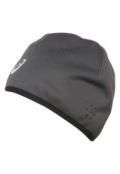 ASICS  cap - dark grey  running 6378b37e00f