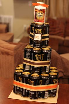 Beer cake...such a good idea!