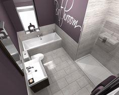 2 Bathroom Inspiration, Bathroom Ideas, Corner Bathtub, Decorating Bathrooms