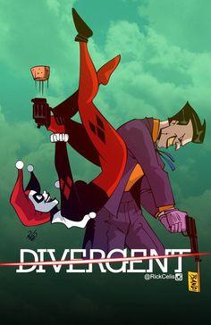 Divergent by Rick Celis