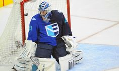 Head coach Ralph Krueger announced on Thursday that Jaroslav Halak will be the No. 1 goaltender for Team Europe at the World Cup of Hockey Hockey World Cup, Motorcycle Jacket, Europe, Sweden, Thursday, Jackets, Names, Birthday, Tops