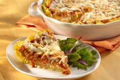 Spaghetti Pie( you can substitute cottage cheese for Ricotta) (pasta sauce is spaghetti sauce)