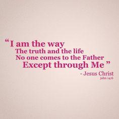 catholic Bible Verses About Faith | John 14:6 Bible Verse | Faith Bible Verse Wallpapers | Free Christian ...