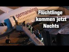 Ist das wahr?  Flüchtlinge werden heimlich nach Deutschland gebracht