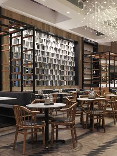 Cotta Cafe in Melbourne by MIM Design