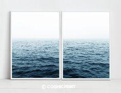 Items similar to Ocean Print Ocean Photography Ocean Wall Art Prints on Etsy Ocean Photography, Fine Art Photography, Large Wall Art, Framed Art, Forest Poster, Wall Art Prints, Fine Art Prints, Nature Prints, Art Nature