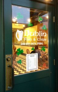 Dublin Fish & Chips : Detroit