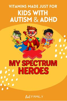Adhd Supplements, Nutritional Supplements, Adhd Kids, Children With Autism, Autism Parenting, Parenting Advice, Asd Symptoms, Savant Syndrome, Rett Syndrome