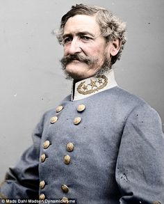 *BRIGADIER GENERAL HENRY HOPKINS SIBLEY ~ was dismissed from the army after several blunders indirectly related to his alcoholism.