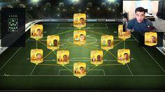 تشكيلة مكس المانيه تركيه فيفا 15 التيمت تيم | Fifa 15 Ultimate Team