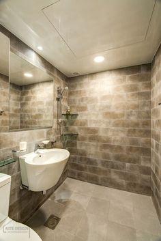 넓어보이는 25평 아파트 인테리어 예쁜집 : 네이버 블로그 Alcove, Bathtub, Bathroom, Water, Standing Bath, Washroom, Gripe Water, Bathtubs, Bath Tube