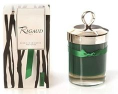 Rigaud Cypres Candle - I've been buying Rigaud candles for about twenty years and it's always a treat. My all time favorite scent is Chevrefeuille. They come in several sizes and make a great hostess gift too.