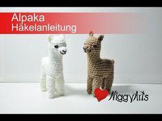 Alpaca crochet pattern – New Ideas Amigurumi Doll, Amigurumi Patterns, Crochet Patterns, Alpacas, Diy Bebe, Knitting For Beginners, Learn To Crochet, Crochet Animals, Crochet Dolls